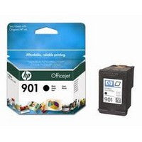 Консуматив HP 901 Standard Original Ink Cartridge; Black;  Page Yield 200; HP OfficeJet 4500; J4535; J4580; J4660; J4680