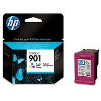 Консуматив HP 901 Standard Original Ink Cartridge; Tri-Color;  Page Yield 360; HP OfficeJet 4500; J4535; J4580; J4660; J4680