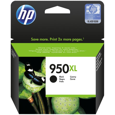 Консуматив HP 950XL Value Original Ink Cartridge; Black;  Page Yield 2300; HP OfficeJet Pro 251; 276; 8100; 8600