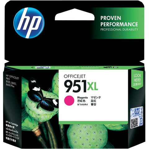 Консуматив HP 951XL Value Original Ink Cartridge; Magenta;  Page Yield 1500; HP OfficeJet Pro 251; 276; 8100; 8600