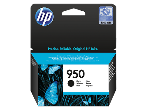 Консуматив HP 950 Standard Original Ink Cartridge; Black;  Page Yield 1000; HP OfficeJet Pro 251; 276; 8100; 8600