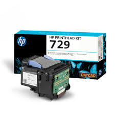 Консуматив HP 729 Combo Pack - Printhead Original Ink Cartridge; Black\Cyan\Magenta\Yellow;  ; HP DesignJet T730, T830