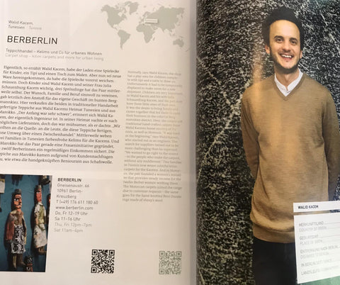 TipBerling Magazine Berlin Berber Teppiche Feature