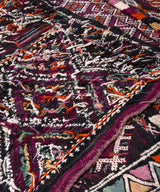 Modern designer handcrafted Berber rug from morocco Kelim with beautiful colors and patterns