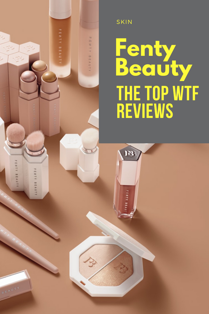 "10 Real Fenty Beauty Reviews That'll Make You Laugh-Cry ""My skin is clear, my crops are watered, I found a husband and had 2.5 kids."""