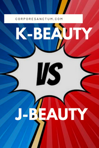 K-Beauty VS J-Beauty : What's the difference?