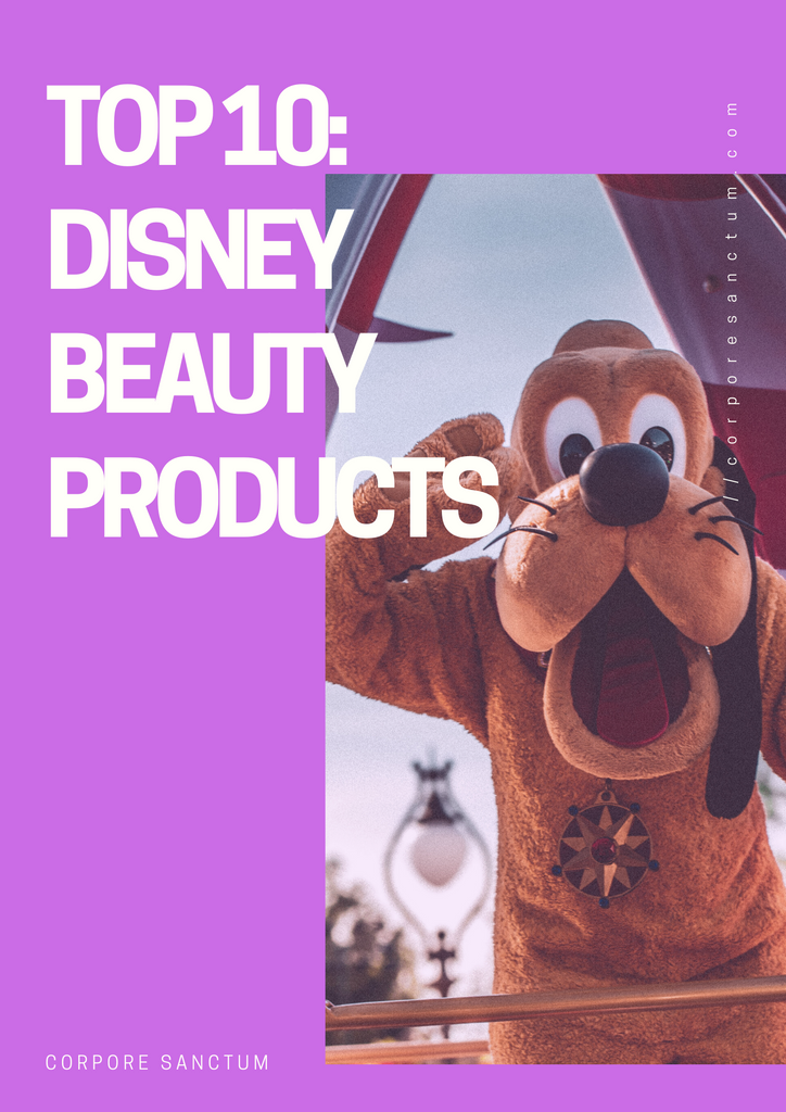 10 disney themed beauty products