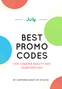 Beauty Boxes Promo codes