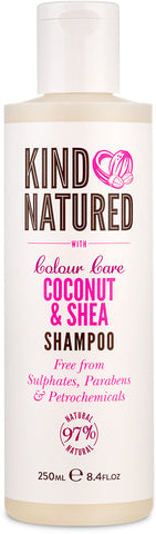 Kind natured shampoo