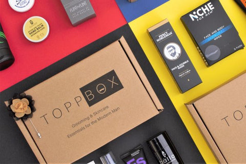 TOPPBOX men beauty box