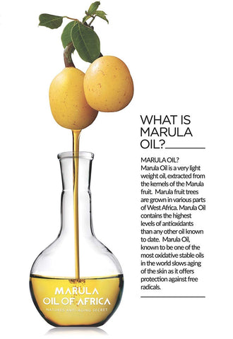 drunk elephant marula oil
