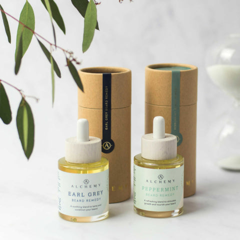 Alchemy OIls, Hair Remedies plastic free skincare