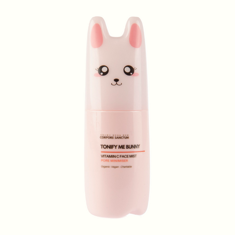 Pocket Bunny Mist Dupe by Corpore Sanctum  Vitamin C serum Spray