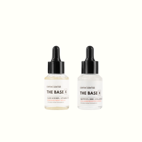 #5 Kit : Dull Skin Super Treatment (2x 30ml) - Corpore Sanctum