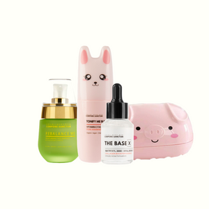 #3 Kit: Acne and Oily Face Treatment Kit (190ml)