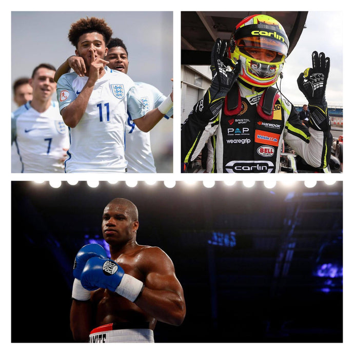 Three Elite Potential UK Sports Stars