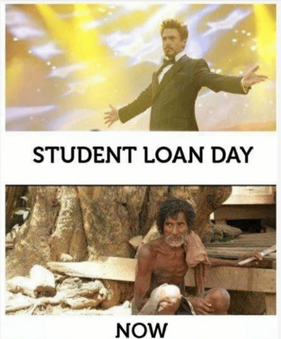 Student loan day