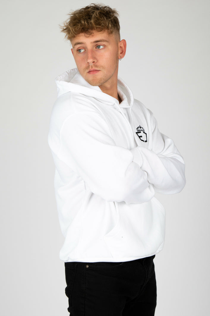 Elite - Lightweight Hood - White