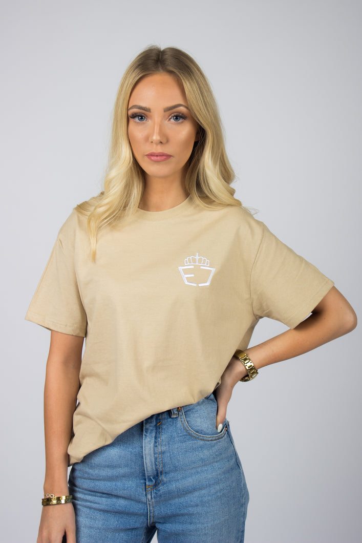 Elite Level - Short Sleeve T-Shirt - Sand