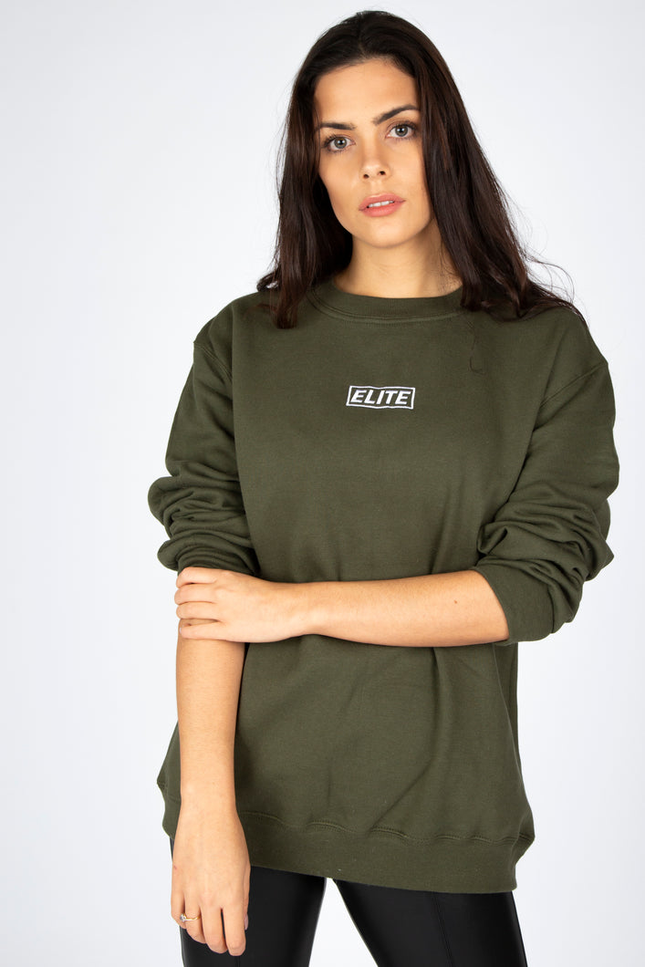 Elite Sweater - Khaki