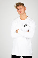 Elite Level - Long Sleeve T-Shirt - White
