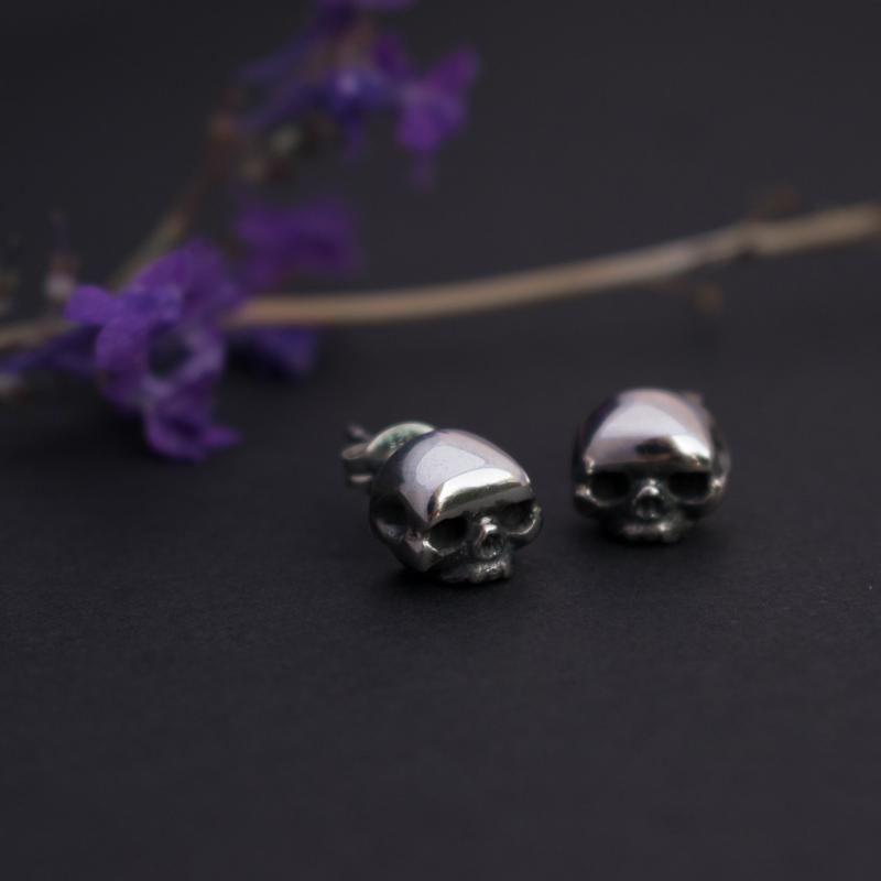 Untimely Stud Earrings