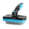 Self Cleaning Dog Slicker Brush - Grooming Brush for Dogs with Short, Medium and Long Hair
