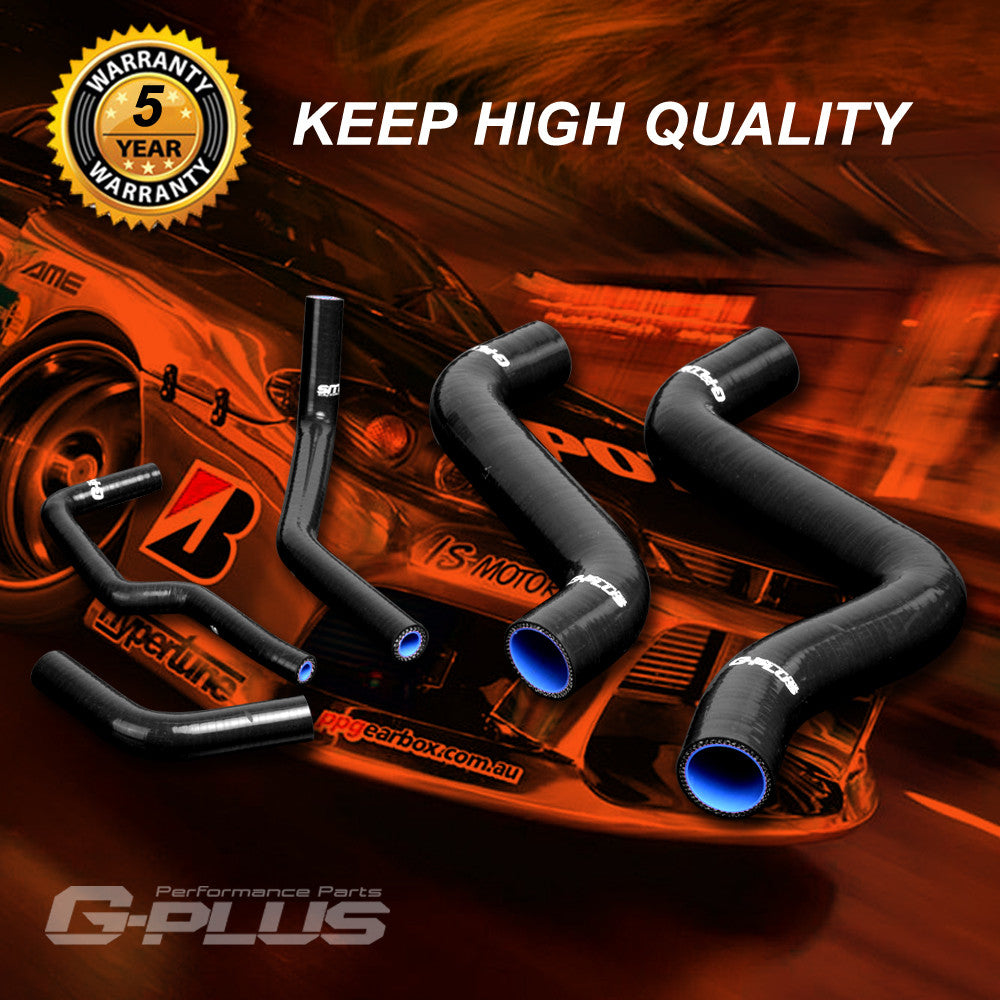 Silicone Induction Air Intake Pipe Hose Fit For AUDI TT 225 S3 SEAT