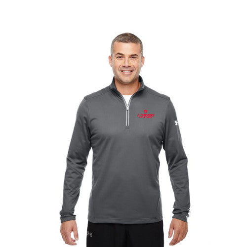 under armour qualifier 1 4 zip. 1276312 under armour men\u0027s qualifier 1/4 zip 1 4 a