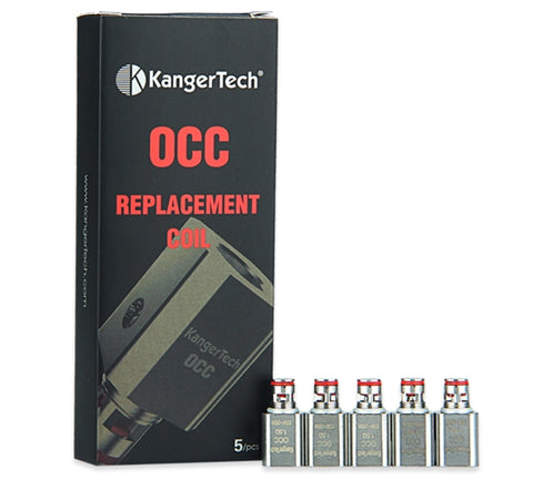 Kangertech OCC Replacement Coils/Atomizers 1.5ohm