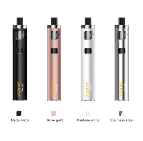 Aspire PockeX Sub Ohm A-I-O Device