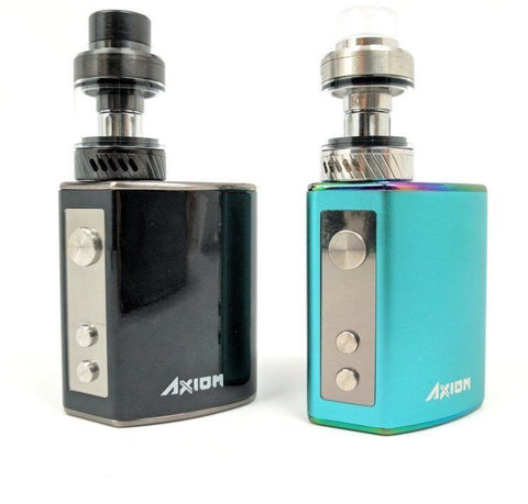 Hangsen Axoim E Cig Kit Internal 80w Battery 2300mah High VG E Liquid