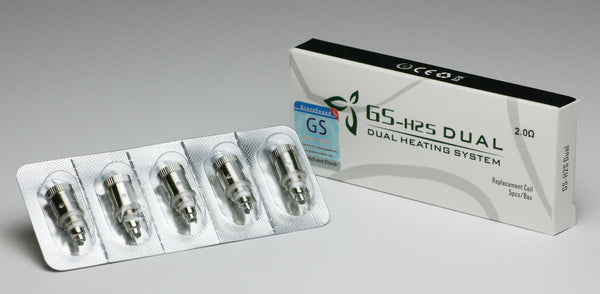 ORIGINAL GS-H2s BDC COILS (5 Pack)