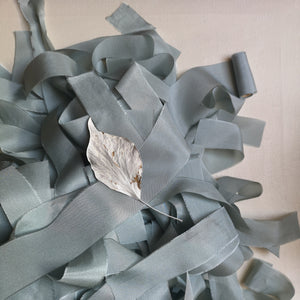 EUCALYPTUS SILK RIBBON