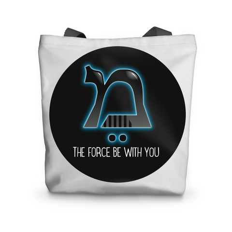 May The Force - Tote Bag