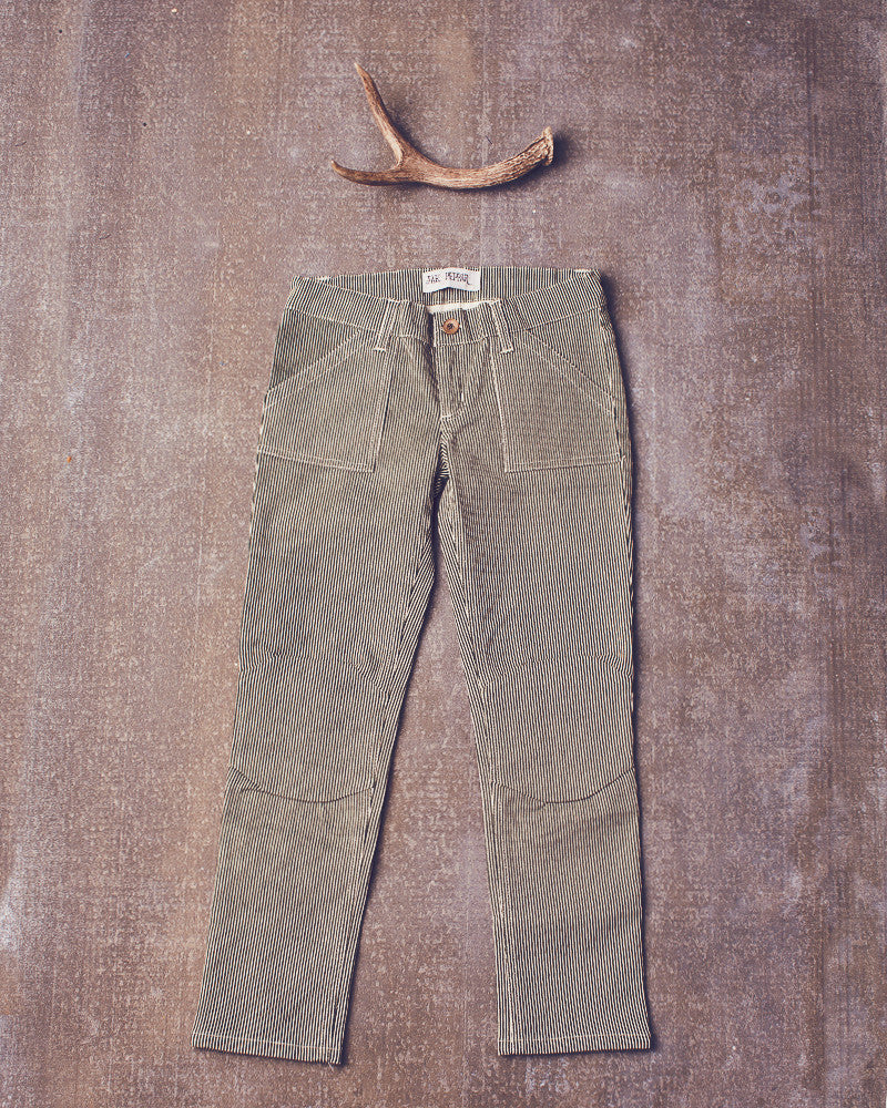 Jak Painter Skinnies in Olive
