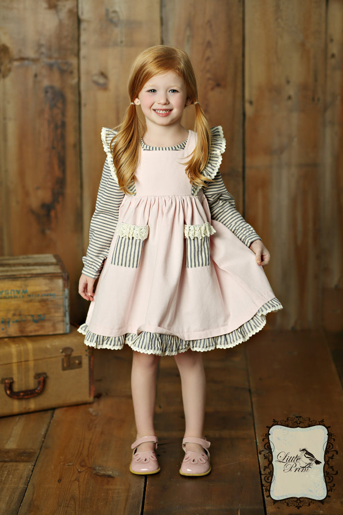 Alice Dress in Petal