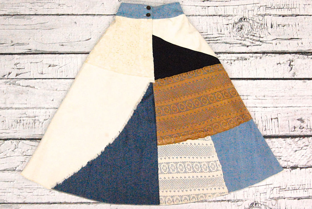 Pieces Of Me Skirt in Vanilla Sand Dune