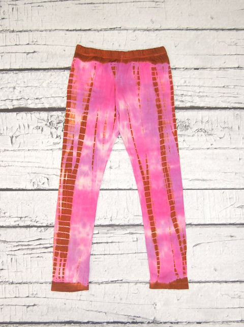 Dazed and Confused Legging in Pink Voltage Dazed