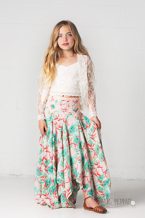 Coronado Skirt in Isla Bonita
