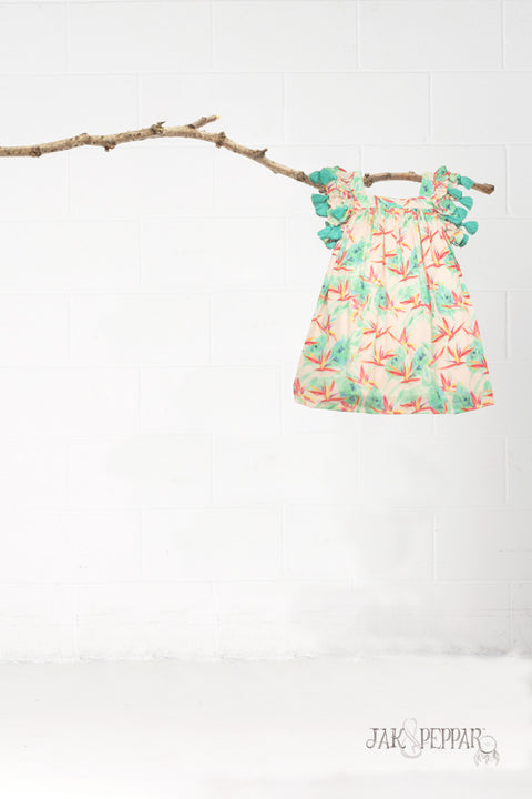 Larkin Dress in Isla Bonita