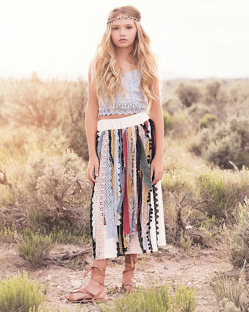 Seaside Maxi in Multi