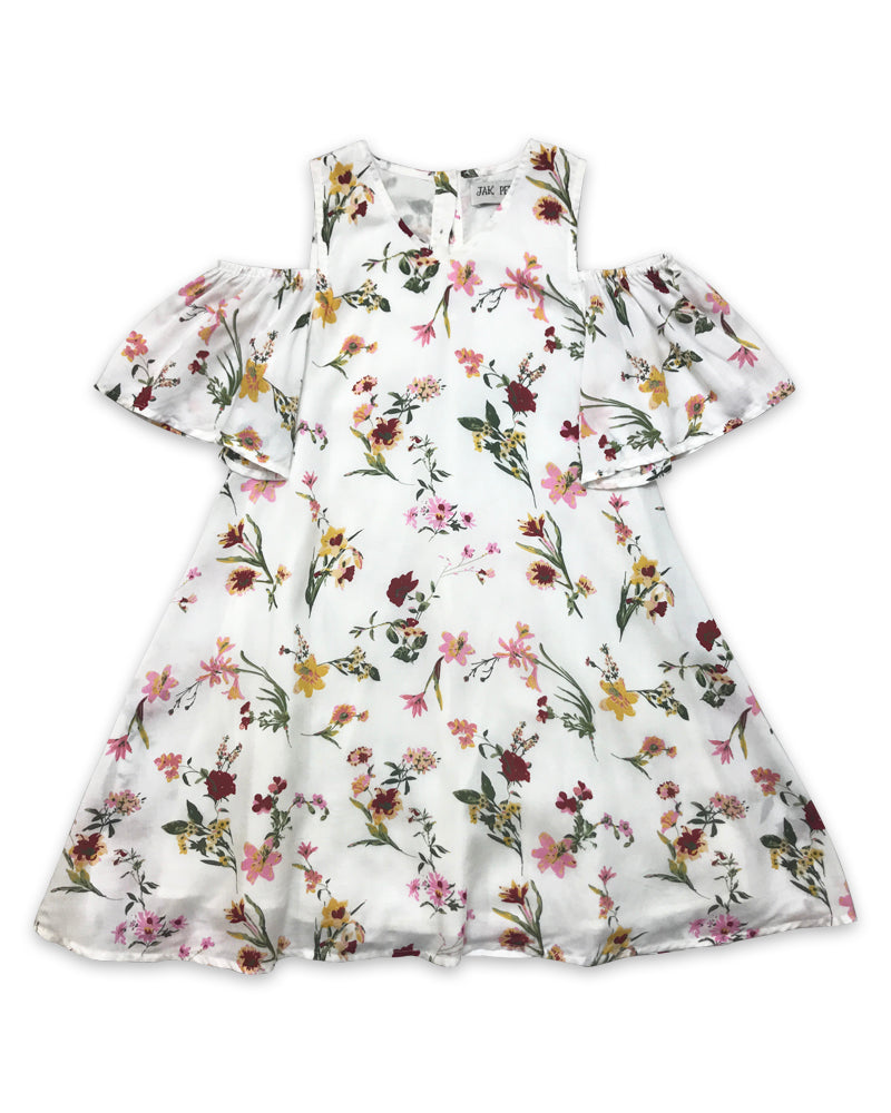 Cecily Dress in Floral