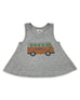 New Age Tank in Grey