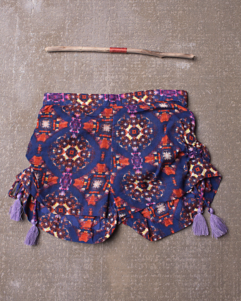Pick Up and Go Shorts in Orchid
