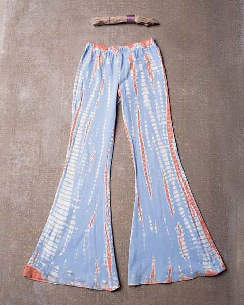 Chella Pant in Dazed Spa Blue