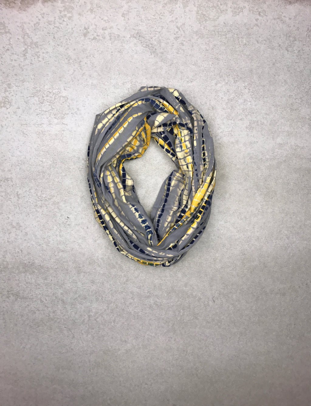 Jak Infinity Scarf in Golden Dazed