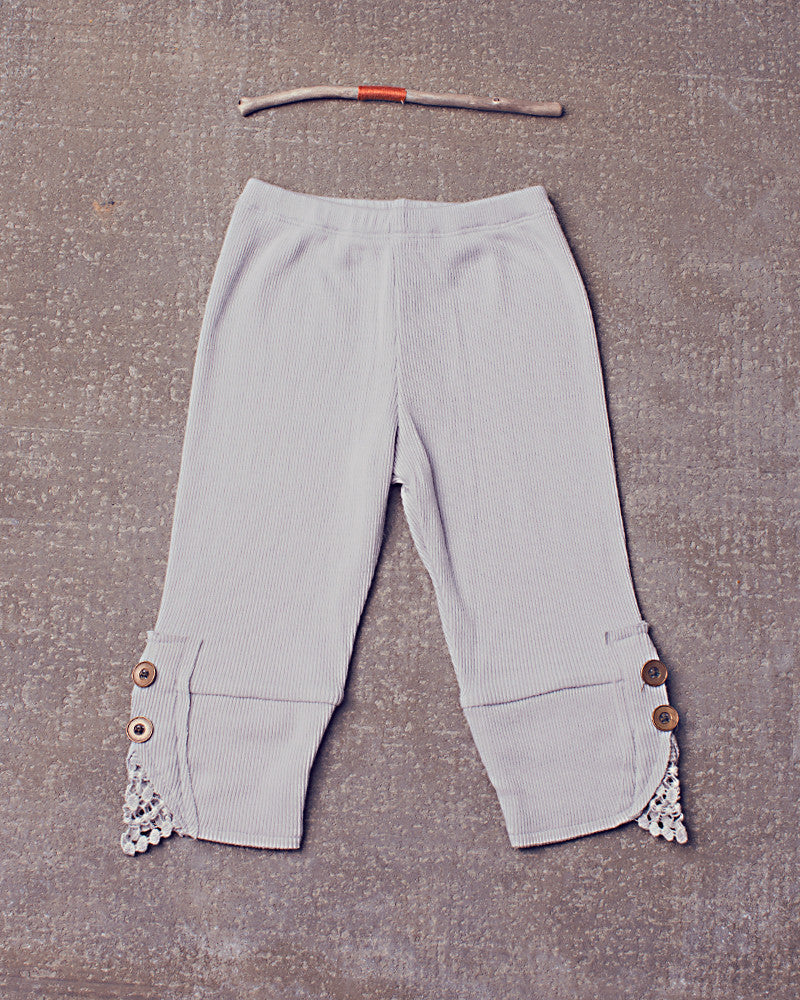 Romy Leggings in Grey