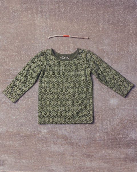Lyla Top in Olive