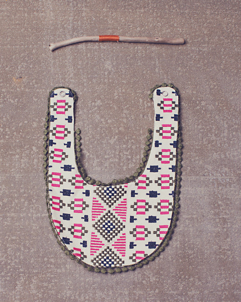 Avonlea Bib in Multi